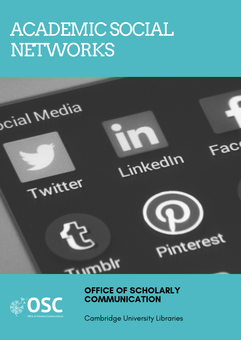 Academic social networks handy guide