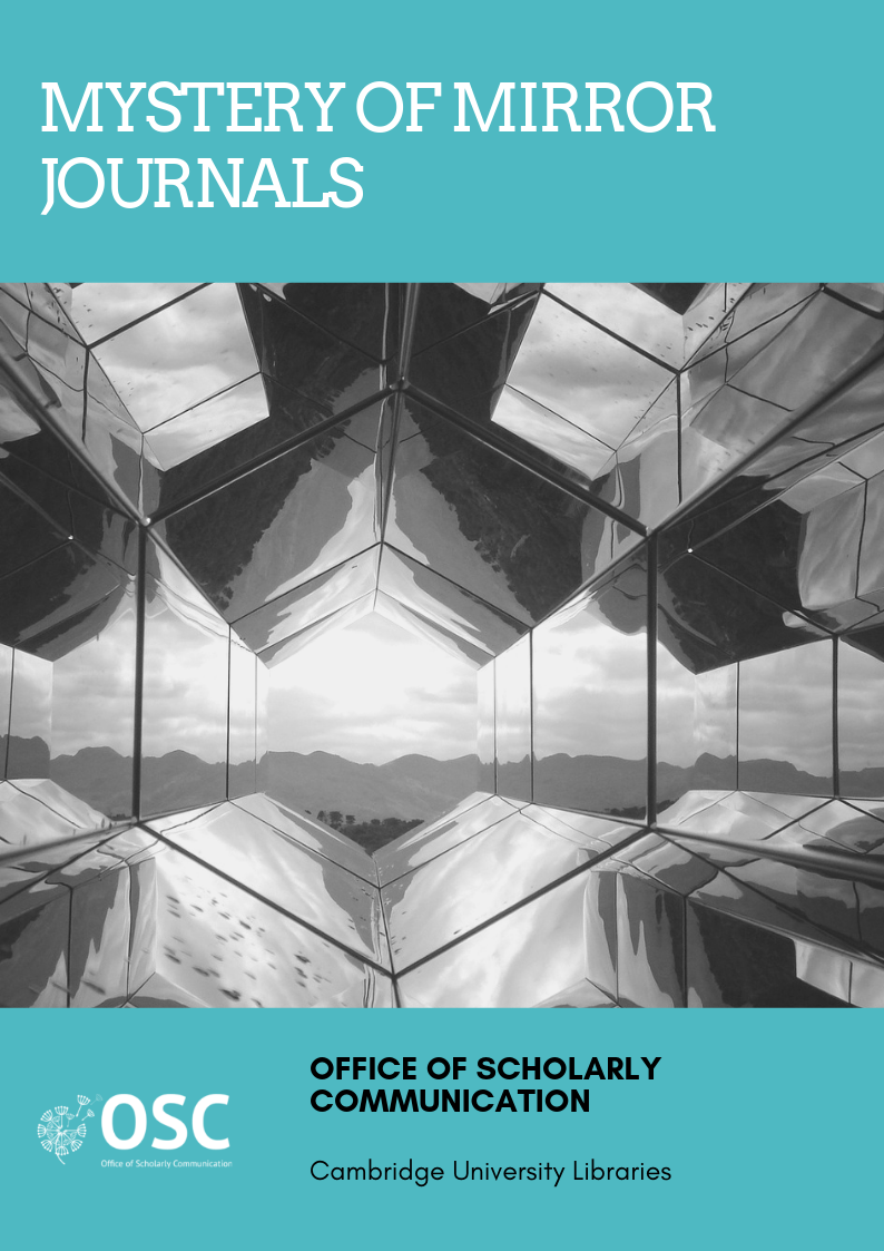 Mystery of mirror journals handy guide