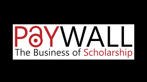The business of Scholarship with Open Access logo'