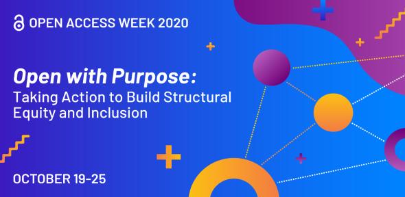 Banner for International Open Access Week 2020